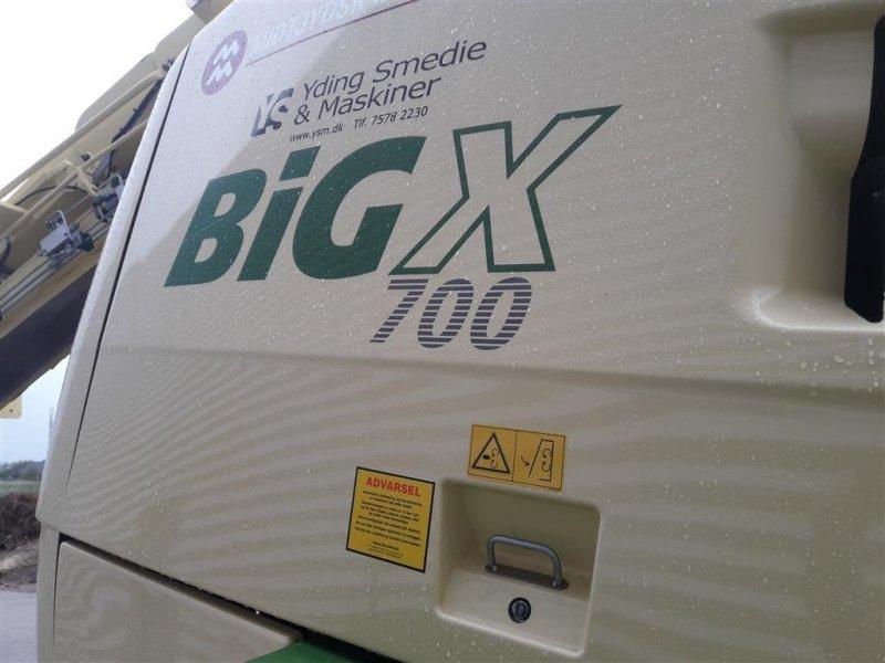 Maisgebiß typu Krone Big X 700, Gebrauchtmaschine v Horsens (Obrázok 4)