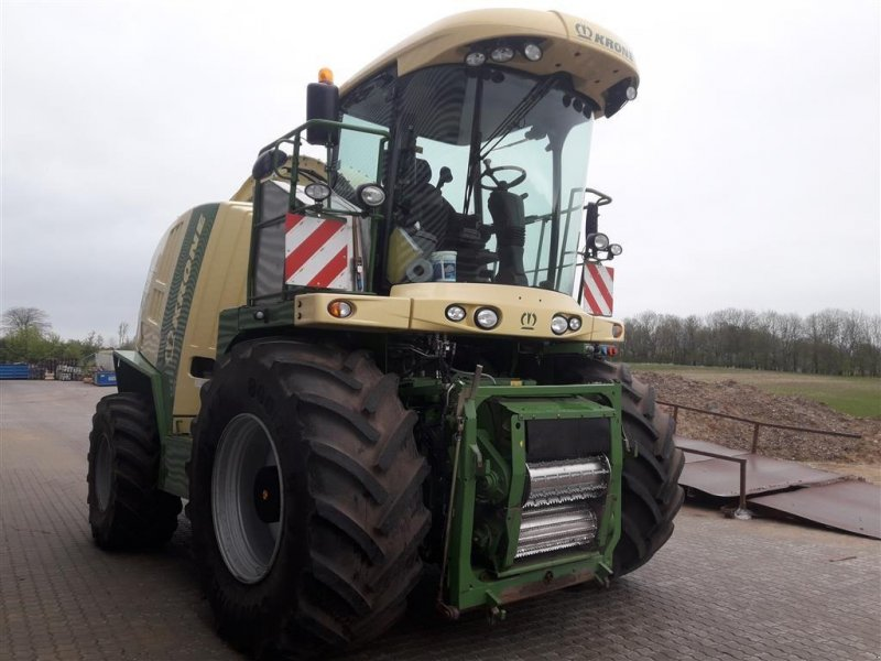 Maisgebiß typu Krone Big X 700, Gebrauchtmaschine v Horsens (Obrázok 3)