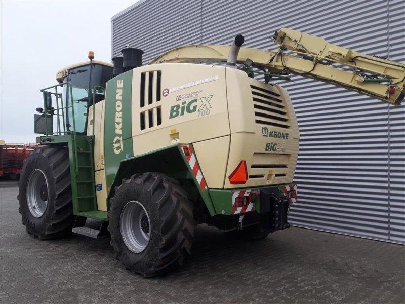 Maisgebiß typu Krone Big X 700, Gebrauchtmaschine v Horsens (Obrázok 6)