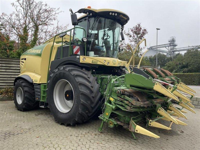 Maisgebiß typu Krone Big X 780 DEMO maskine, Gebrauchtmaschine w Nykøbing Mors (Zdjęcie 1)