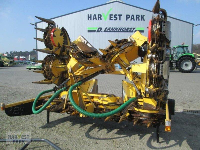 Maisgebiß des Typs New Holland 750 SFIE, Gebrauchtmaschine in Emsbüren (Bild 1)
