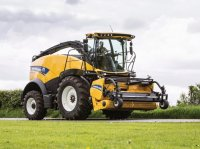 New Holland FR550 T4B Maisgebiß