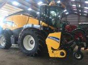 New Holland Velholdt FR500 med meget udstyr. Кукурузная жатка