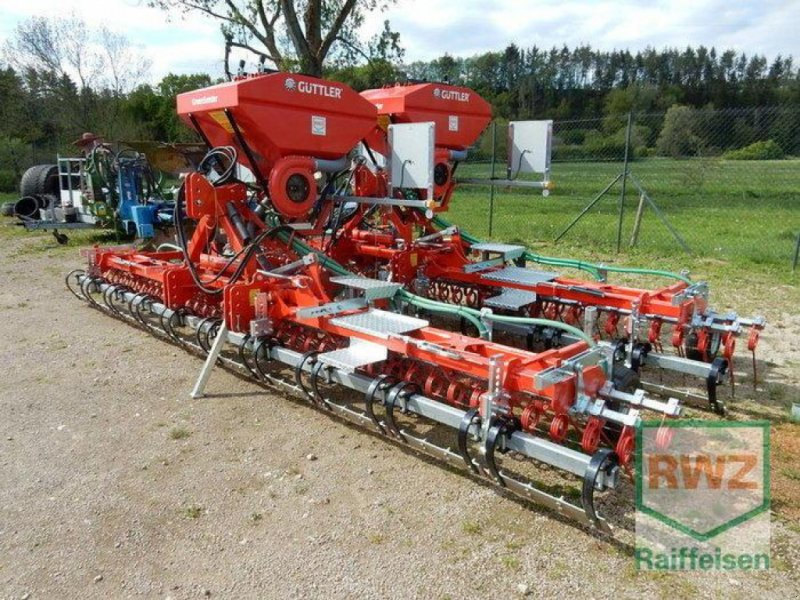 Maishackgerät des Typs Güttler GreenSeeder 600, Vorführmaschine in Prüm (Bild 4)