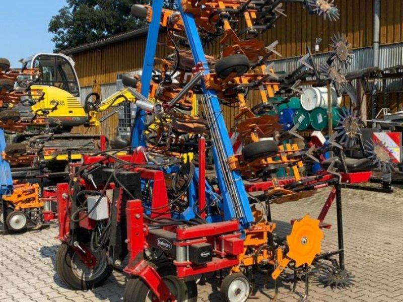 Maishackgerät des Typs Lemken VERSCHIEBERAHMEN, Gebrauchtmaschine in Brakel (Bild 1)