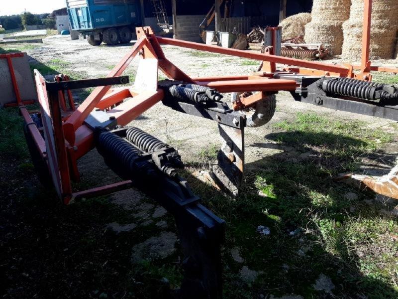 Maishackgerät типа Razol AVR, Gebrauchtmaschine в HERIC (Фотография 1)