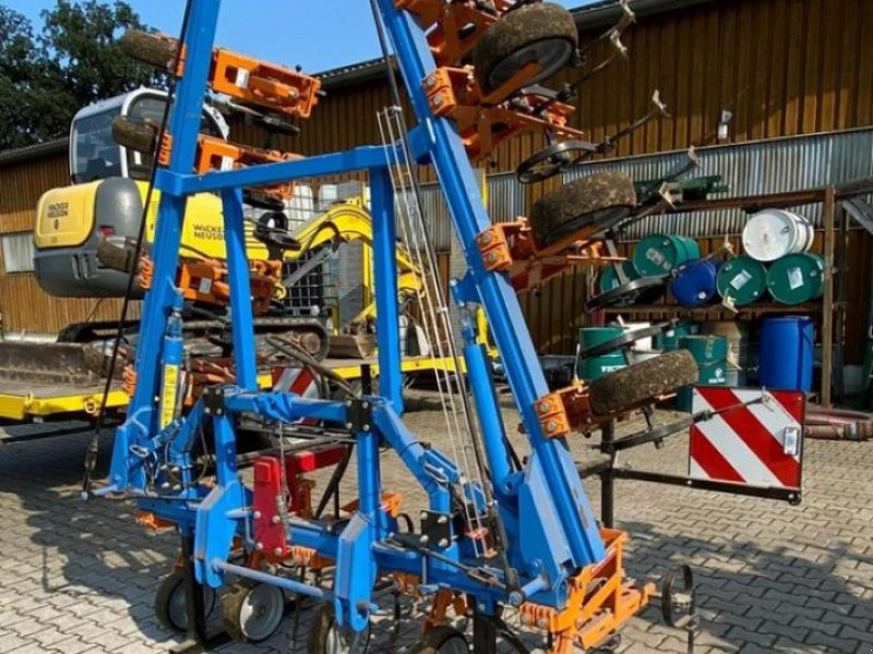 Maishackgerät des Typs Schmotzer HACKRAHMEN, Gebrauchtmaschine in Brakel (Bild 1)