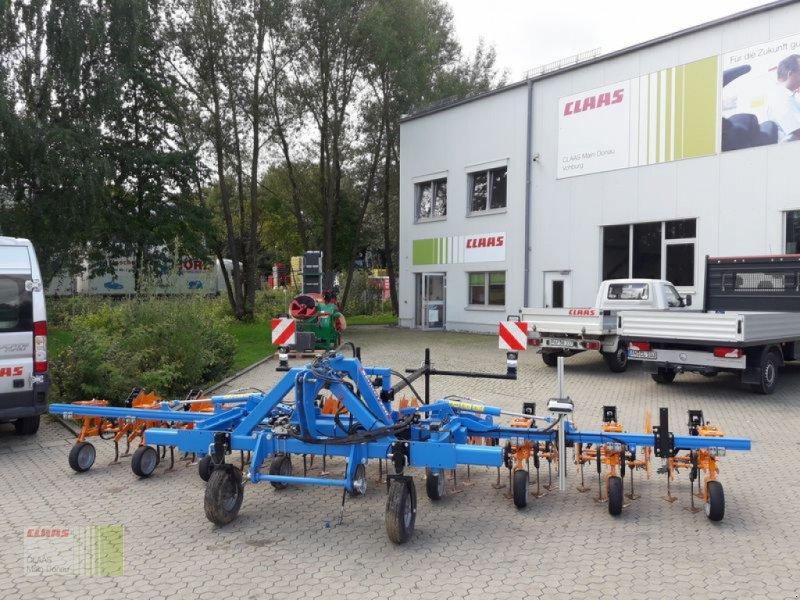 Maishackgerät des Typs Schmotzer KPP, Vorführmaschine in Gollhofen (Bild 1)