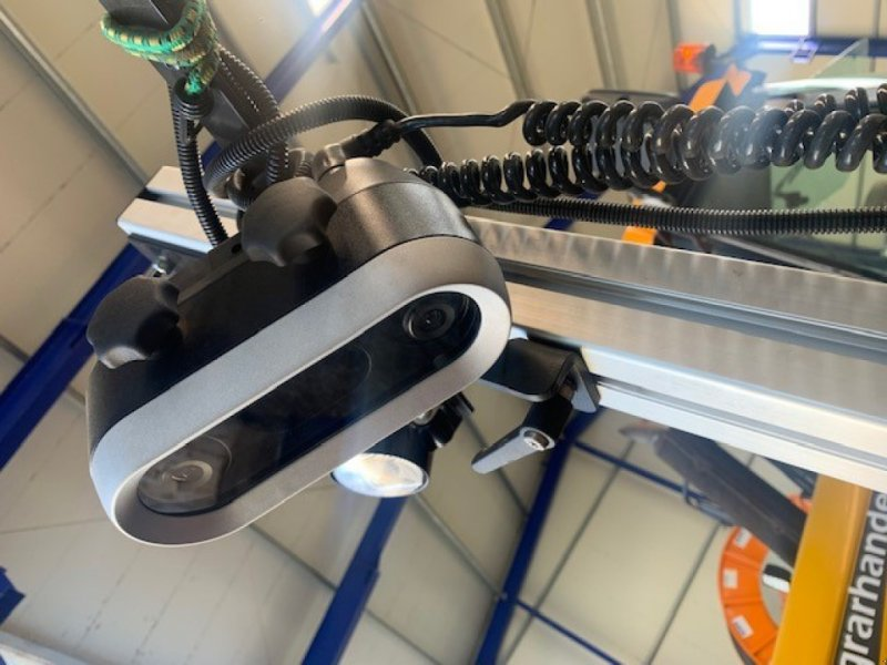 Maishackgerät a típus Sonstige BUSA KS6 hydraulische Kamerasteuerung möglich, Gebrauchtmaschine ekkor: Schutterzell (Kép 1)