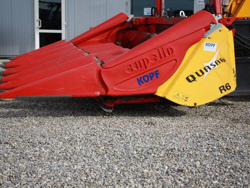 Maispflückvorsatz des Typs Capello Quasar R6 Landwirtmaschine ca. 490 Hektar, Gebrauchtmaschine in Schutterzell (Bild 1)