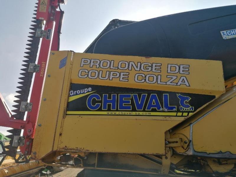 Maispflückvorsatz des Typs Cheval Liberte P/CX 8060, Gebrauchtmaschine in Chauvoncourt (Bild 1)