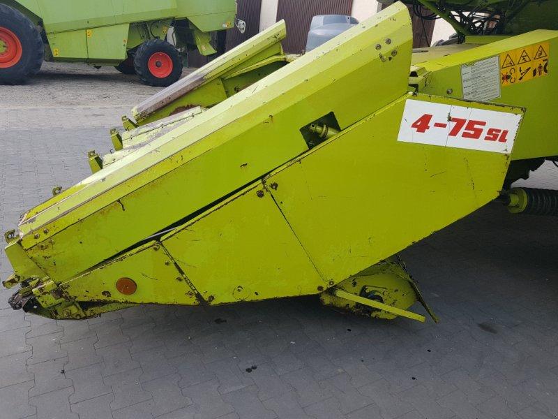 Maispflückvorsatz typu CLAAS 4/75, Gebrauchtmaschine w Korfantow (Zdjęcie 2)
