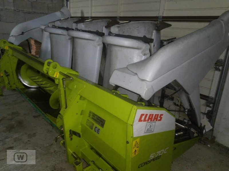 Maispflückvorsatz tip CLAAS Conspeed 5-70 C, Gebrauchtmaschine in Zell an der Pram (Poză 1)