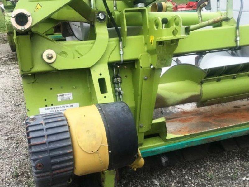 Maispflückvorsatz типа CLAAS Conspeed 6-75 FC für Dominator, Mega und Medion, Gebrauchtmaschine в Schutterzell (Фотография 7)