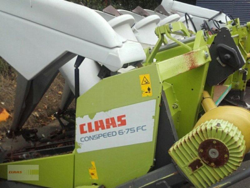 Maispflückvorsatz типа CLAAS Conspeed 6-75 FC Preis reduziert, Gebrauchtmaschine в Miltenberg (Фотография 1)