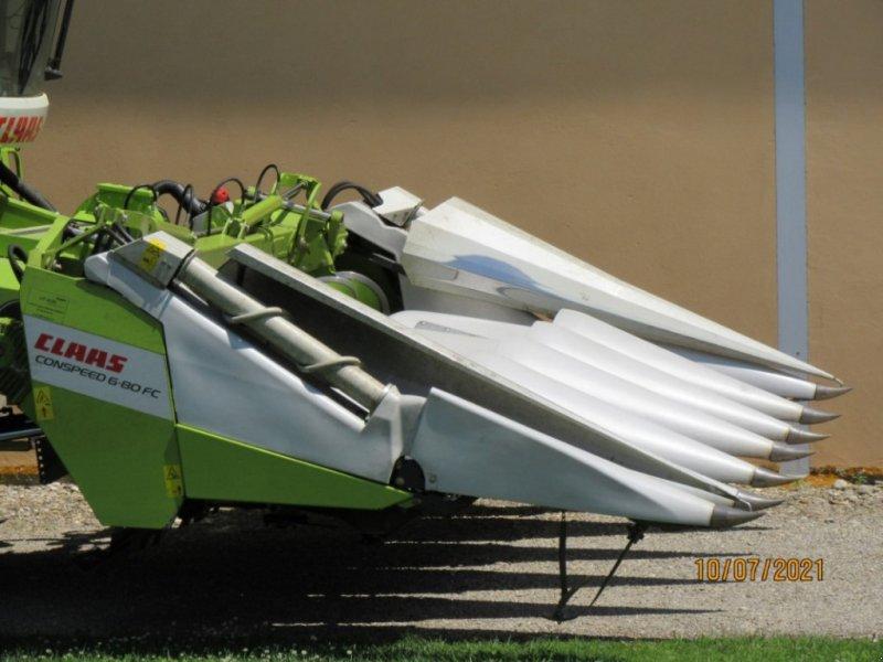 Maispflückvorsatz типа CLAAS Conspeed 6/80 FC Hybridwalzen 80 cm 6-reihig, Gebrauchtmaschine в Schutterzell (Фотография 1)