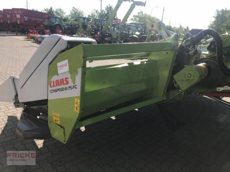 Maispflückvorsatz типа CLAAS Conspeed 8-75 FC, Gebrauchtmaschine в Demmin (Фотография 2)