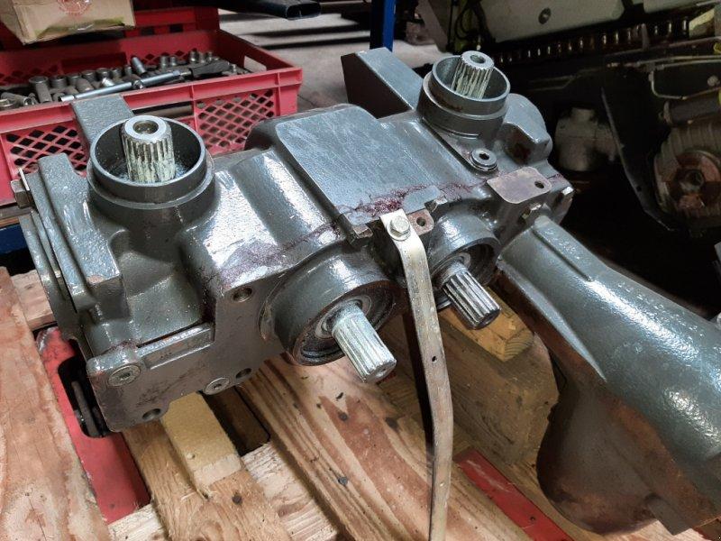 Maispflückvorsatz типа CLAAS Conspeed Linear Getriebe, Gebrauchtmaschine в Oelde (Фотография 1)