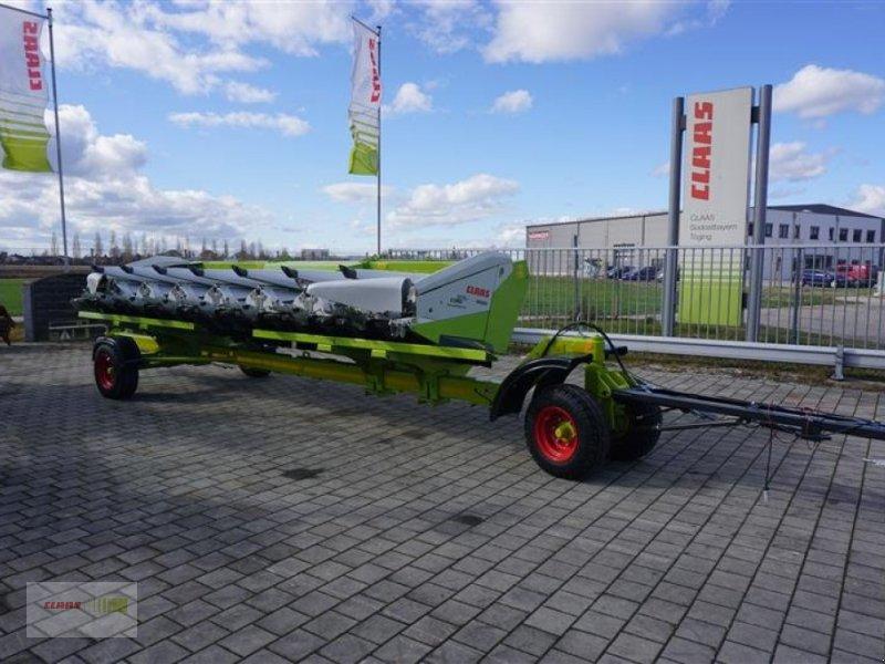 Maispflückvorsatz des Typs CLAAS Corio 875 C Conspeed, Neumaschine in Töging am Inn (Bild 1)