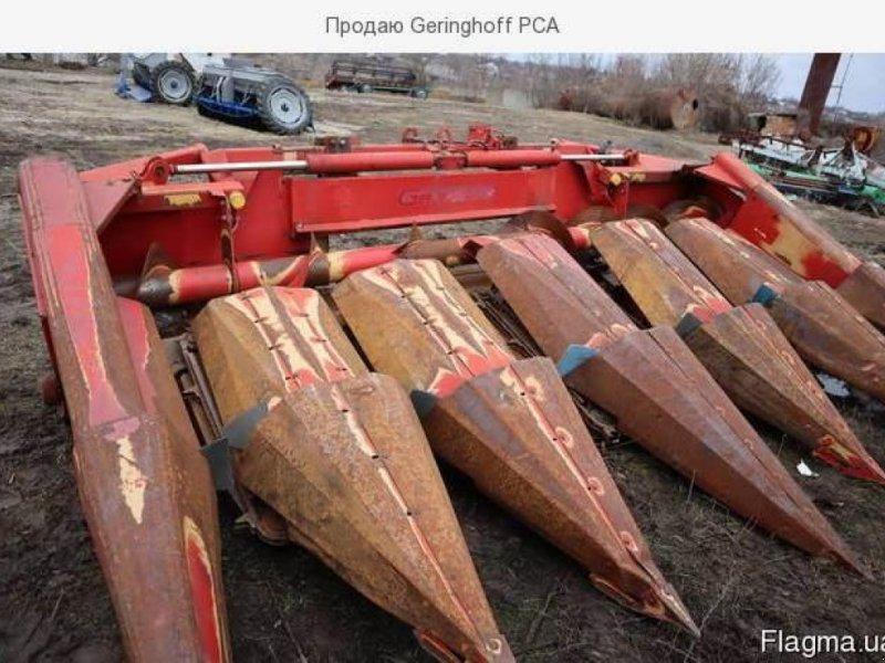 Maispflückvorsatz типа Geringhoff PCA, Gebrauchtmaschine в Херсон (Фотография 4)