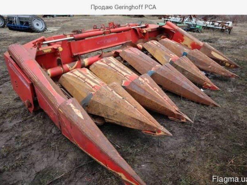 Maispflückvorsatz типа Geringhoff PCA, Gebrauchtmaschine в Херсон (Фотография 5)