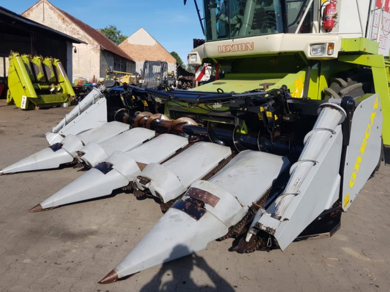 Maispflückvorsatz tip Grecav MAXIMA, Gebrauchtmaschine in Korfantow (Poză 1)
