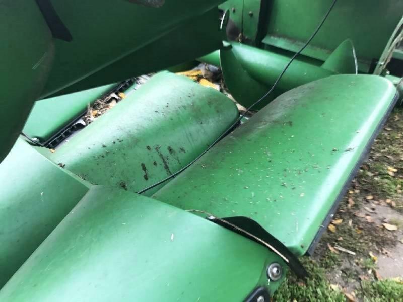 Maispflückvorsatz des Typs John Deere Typ 606, Gebrauchtmaschine in Schutterzell (Bild 8)