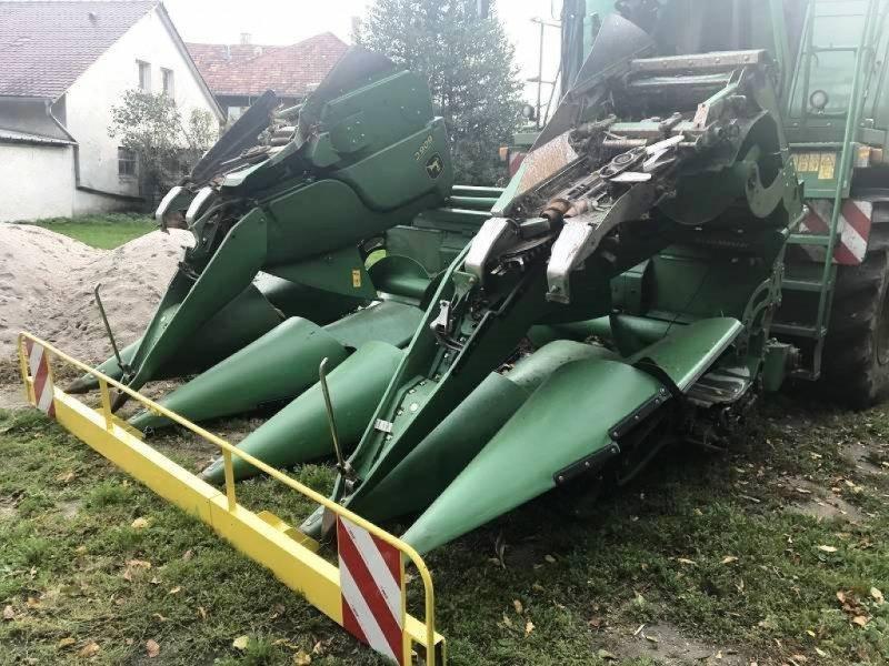 Maispflückvorsatz des Typs John Deere Typ 606, Gebrauchtmaschine in Schutterzell (Bild 11)