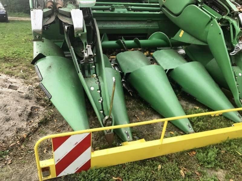 Maispflückvorsatz des Typs John Deere Typ 606, Gebrauchtmaschine in Schutterzell (Bild 1)