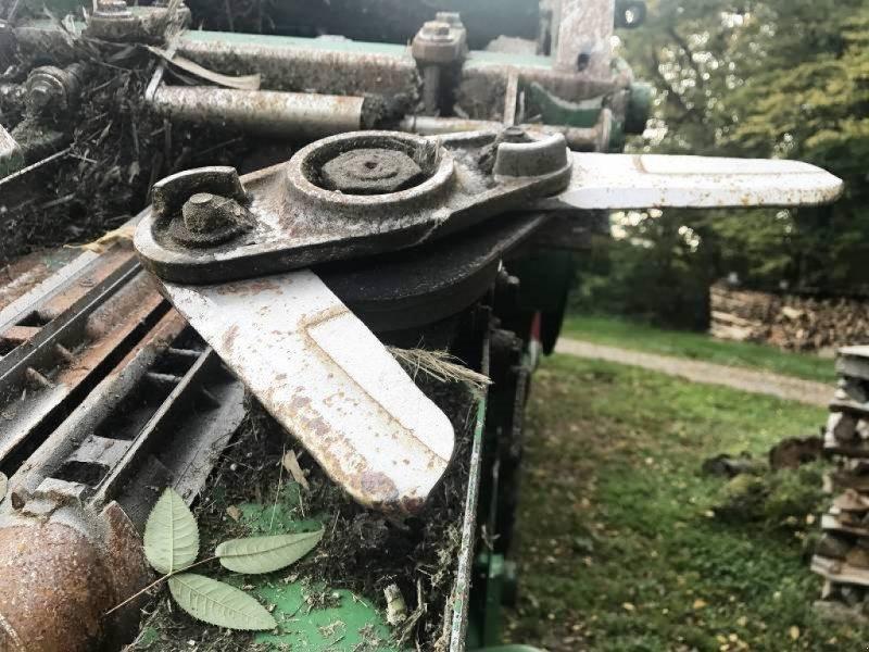 Maispflückvorsatz des Typs John Deere Typ 606, Gebrauchtmaschine in Schutterzell (Bild 6)