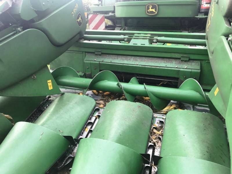 Maispflückvorsatz des Typs John Deere Typ 606, Gebrauchtmaschine in Schutterzell (Bild 7)