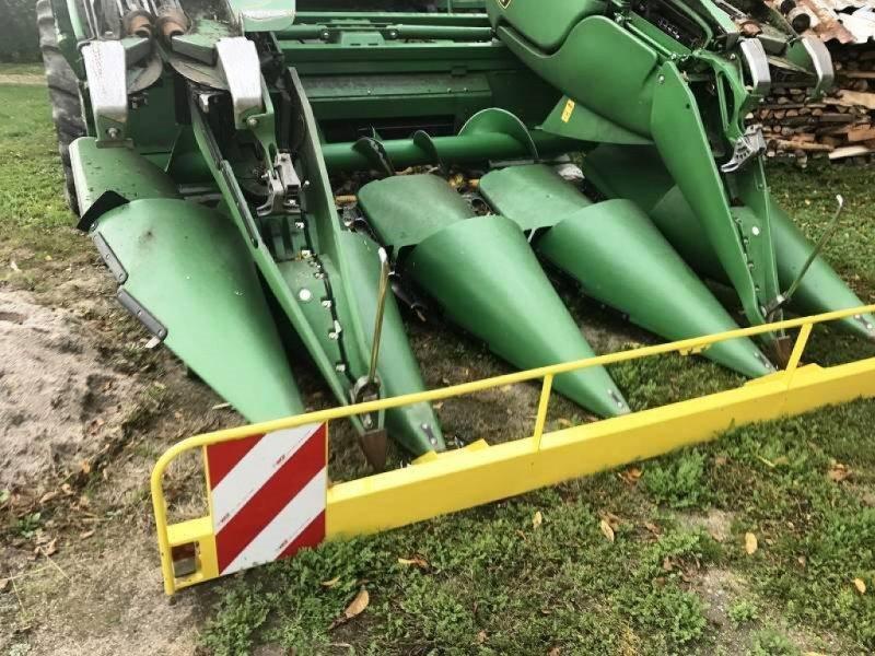 Maispflückvorsatz des Typs John Deere Typ 606, Gebrauchtmaschine in Schutterzell (Bild 9)