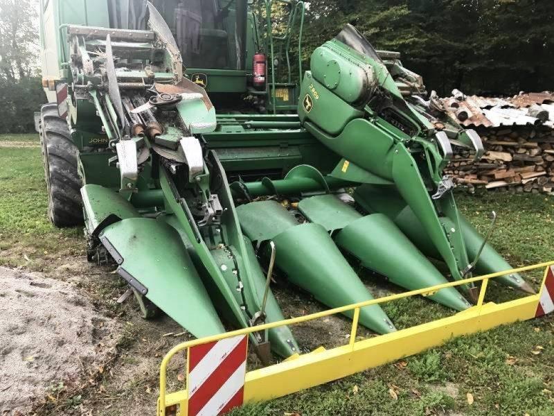 Maispflückvorsatz des Typs John Deere Typ 606, Gebrauchtmaschine in Schutterzell (Bild 10)