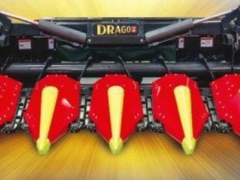 Maispflückvorsatz типа Olimac Drago II geeignet für Sonnenblumen 50 cm, Vorführmaschine в Schutterzell (Фотография 1)