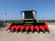 Tianli Tianren 4YG-8 8-reihig, mit Unterflurhäcksler Priključci za branje kukuruza