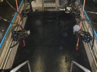 Alfa Laval Absauganlage instalație de muls