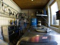 Alfa Laval Kühlanlage Dojacie zariadenie