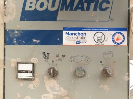 Boumatic MCP 200 Melkanlage