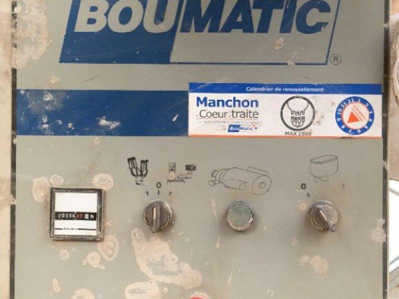 Melkanlage des Typs Boumatic MCP 200, Gebrauchtmaschine in Levier (Bild 1)