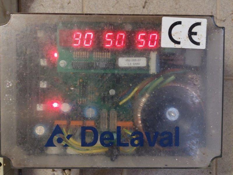 Melkanlage типа De Laval Ziegenmelkanlage 2x16, Gebrauchtmaschine в Lochen (Фотография 1)