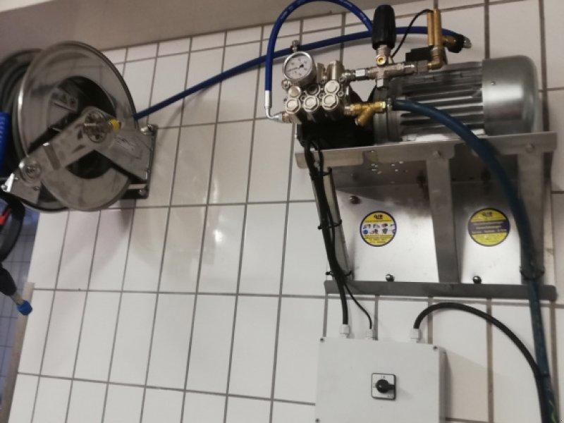 Melkanlage типа EBERG Hochdruckreiniger Station für, Neumaschine в Pressath (Фотография 1)
