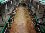 GEA Westfalia 1200er Fischgrätenmelkstand 2x8 fejőberendezés