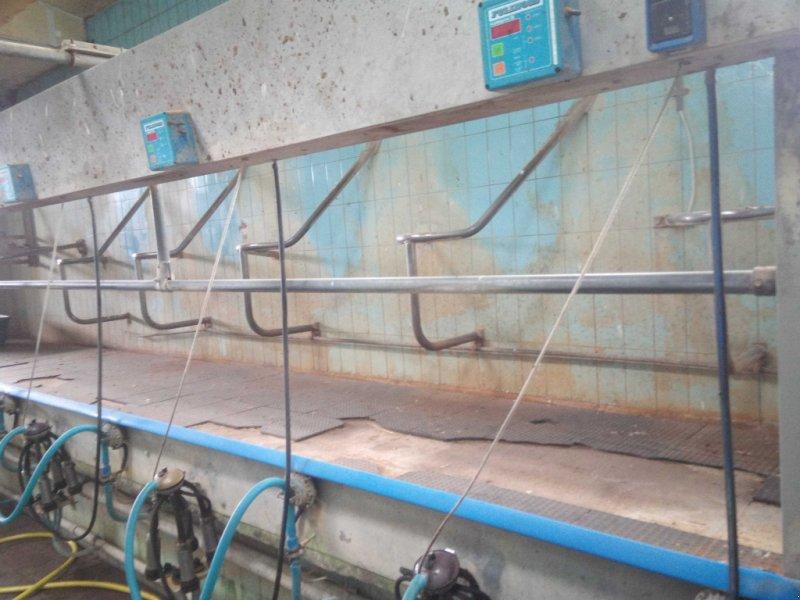 Melkanlage типа Lemmer Fullwood Flow matic 3, Gebrauchtmaschine в Bayern - Markt Taschendorf (Фотография 1)