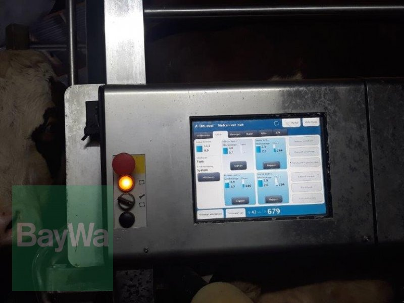 Melkroboter des Typs De Laval VMS Links Melkroboter, Gebrauchtmaschine in Schwabach (Bild 4)