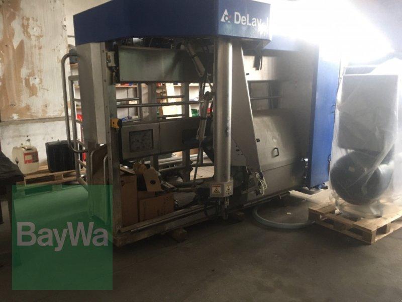 Melkroboter des Typs De Laval VMS links vollautomatisches Melksystem, Gebrauchtmaschine in Thalmässing (Bild 1)