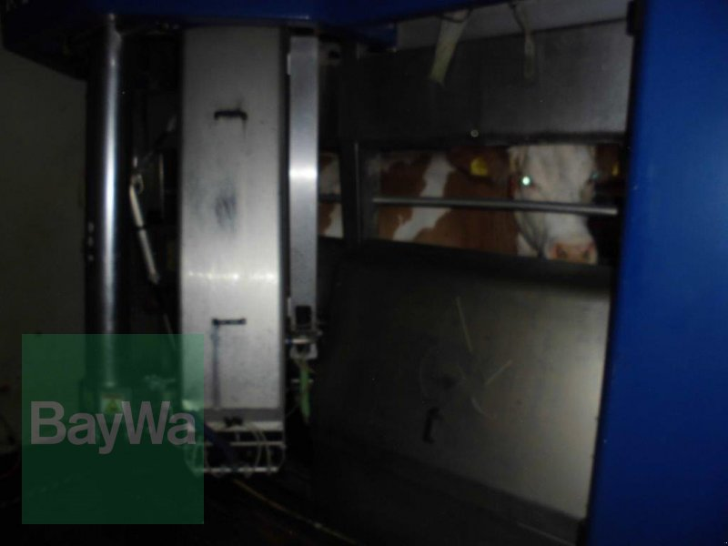 Melkroboter des Typs De Laval VMS links vollautomatisches Melksystem, Gebrauchtmaschine in Thalmässing (Bild 9)
