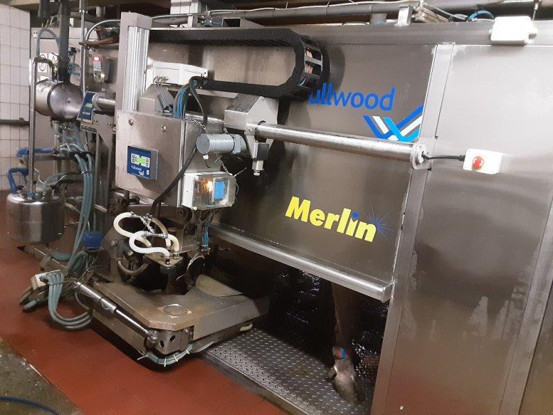 Melkroboter a típus Lemmer Fullwood Merlin, Gebrauchtmaschine ekkor: Wangen (Kép 1)