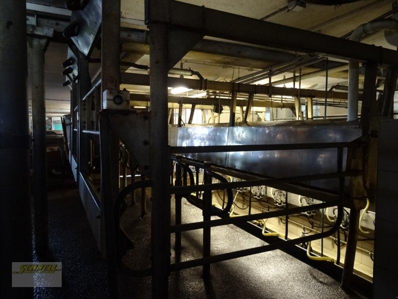Melkstand типа Bou Matic Side by Side D8, Gebrauchtmaschine в Söchtenau (Фотография 10)