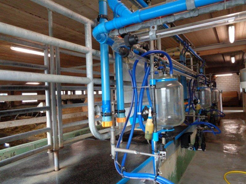 Melkstand типа De Laval De Laval Melkstand, Gebrauchtmaschine в Fischingen (Фотография 1)