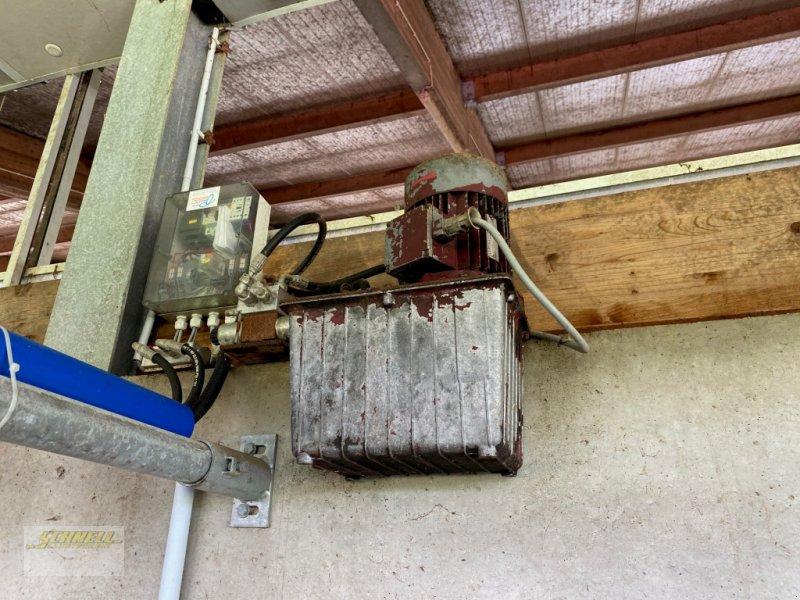 Melkstand des Typs De Laval FGM 50° D-10 Midiline, Gebrauchtmaschine in Söchtenau (Bild 6)